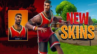 LEBRON JAMES skin in Fortnite..