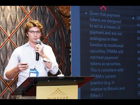 Stable coins in a regulated market. Luca Basilico - Banking regulatory expert