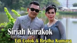 Lagu baru Edi cotok feat Restha kumara