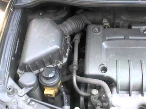 Hyundai Matrix 1 6 A Start Up Youtube