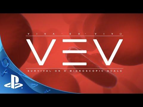 VEV: Viva Ex Vivo - Announcement Trailer   PS4