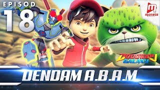 Download lagu BoBoiBoy Galaxy EP18 | Dendam A.B.A.M - (ENG Subtitle) Mp3