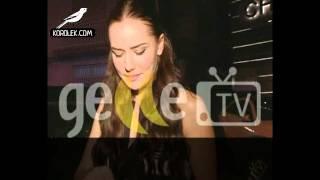 Фахрие Эвджен (Фериде) о съемках сериала Королек-птичка певчая 2013