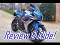 2007 Honda CBR600RR: Ride & Review