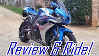 Honda CBR 600 RR (2007) Videos