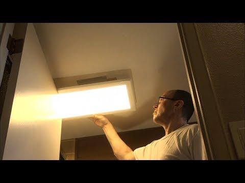 LED Light. Светодиодная лампа