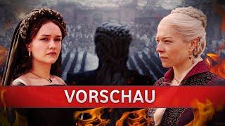 Was Du zu Hoขse of the Dragon wissen musst | Game of Thrones Prequel