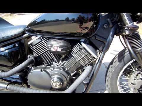 VStar 1100 Custom Midnight Motorcycle modifications