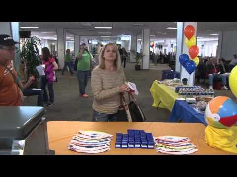 Dayton International Airport Celebrates Allegiant Air