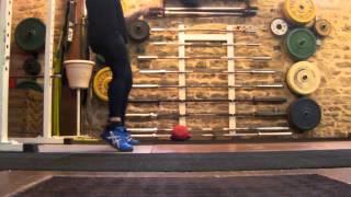 swing d 1 bras kb de 40 kg