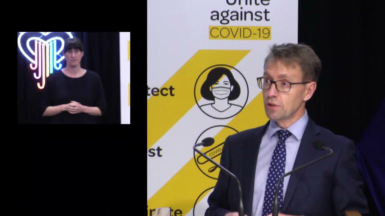COVID19 novel coronavirus update  16 September 2021 100pm   Ministry of Health NZ