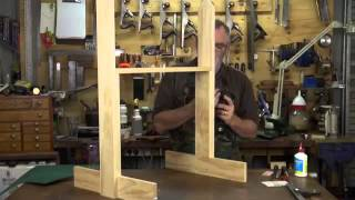 Horse Saddle Stand Pt 2 With Intro
