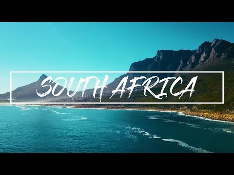 SOUTH AFRICA BY DRONE - Welcome to my home