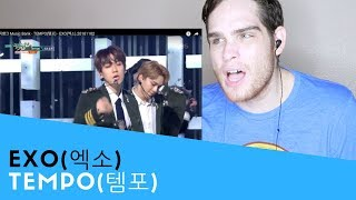 Voice Teacher Reacts to EXO(엑소) - TEMPO(템포)