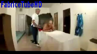 ☆Funny Massage Hidden Camera☆  2013