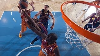 Highlights: FC Barcelona-Galatasaray Liv Hospital Istanbul, Playoffs Game 2