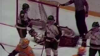1981 NCAA Consolation Game - Michigan Tech 5 Northern Michigan 2