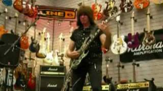 "Michael Angelo Batio - ""Tribute to Dimebag"""
