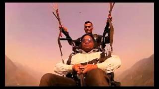 Paragliding in Shimla - Mr. Pankaj