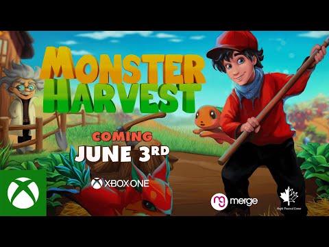 Monster Harvest - Teaser Trailer