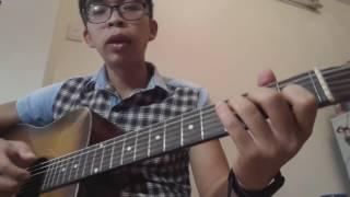 [GUITAR CƠ BẢN] Hướng dẫn cách bấm hợp âm Fa trưởng