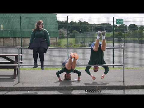 2017 Upper Wharfedale school leaver lip dub video - Shape Of You parody
