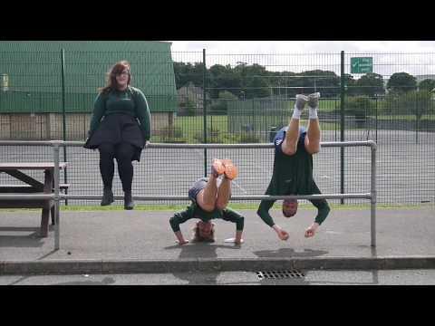2017 Upper Wharfedale school leaver lip dub video - Shape Of You parody