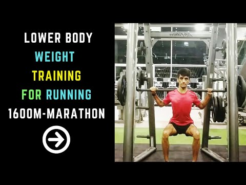 legs-workout-for-runners-(lower-body-gym-workout-for-1600m--marathon)- -2019