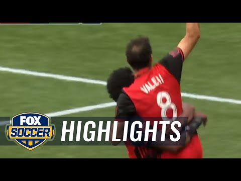 Portland Timbers vs. Seattle Sounders | 2016 MLS Highlights