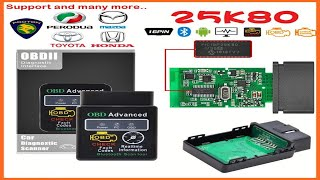 TESTED WORKING ELM327 Bluetooth V1.5 OBD2 Auto Car Diagnostic Scanner Tool - Read Fault Code screenshot 1