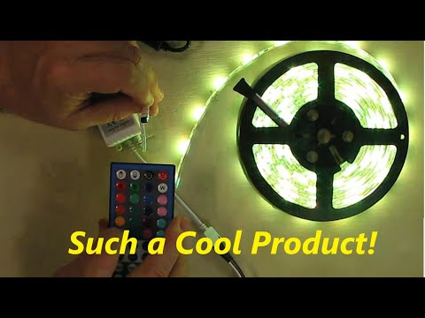 SMD 5050 RGBW LED Strip Light Waterproof multicolor Flexible LED Ribbon 5 Meters