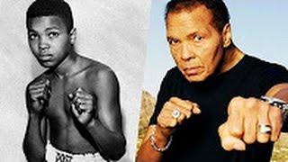 Мухаммед Али   от 3 до 74 лет(Сегодня я расскажу о том, каким был Мухаммед Али с 3 до 74 лет и до того, как он стал легендой бокса, а лучшие..., 2016-06-12T18:48:36.000Z)