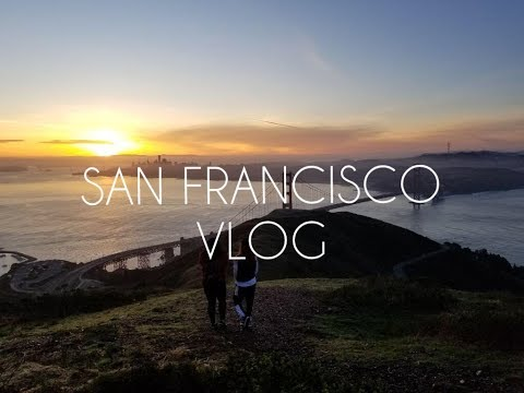 SAN FRANCISCO | TRAVEL VLOG ☼