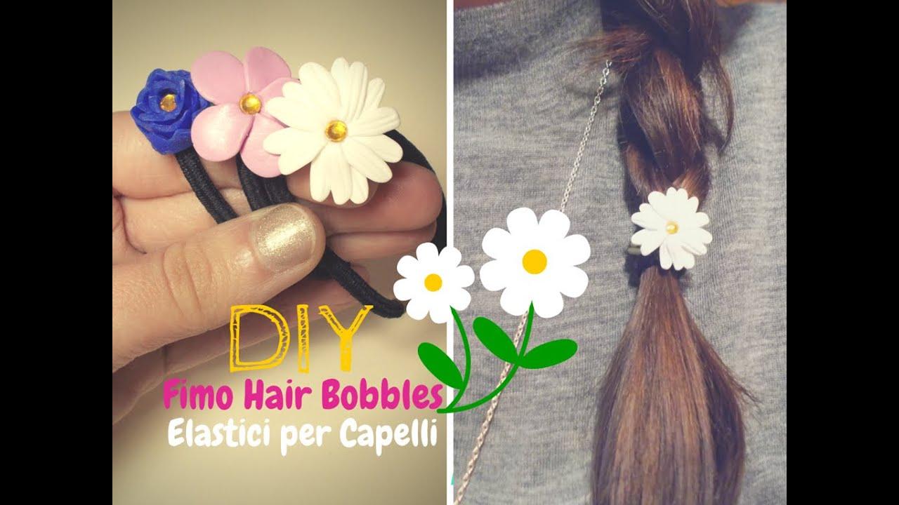 Accessori per capelli Fiore Bobble