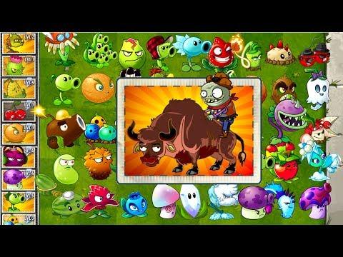 ч01 Plants vs Zombies 2 Растения против Зомби 2 YouTube