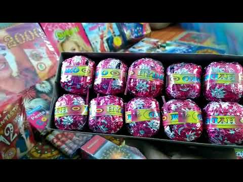 Diwali Firework Stash 2017 Part 2 | Indian Fireworks