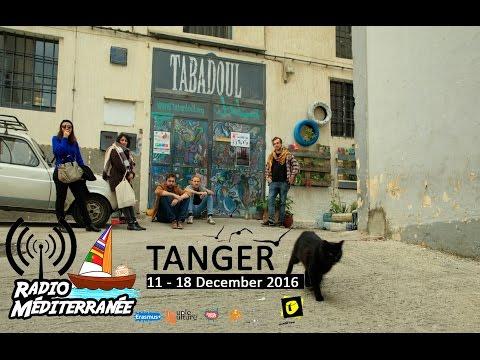 Radio Mediterranée - Tanger - Big soundless impression
