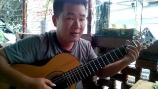 [HƯỚNG DẪN] Sầu tím thiệp hồng - Guitar Solo - Phần Intro