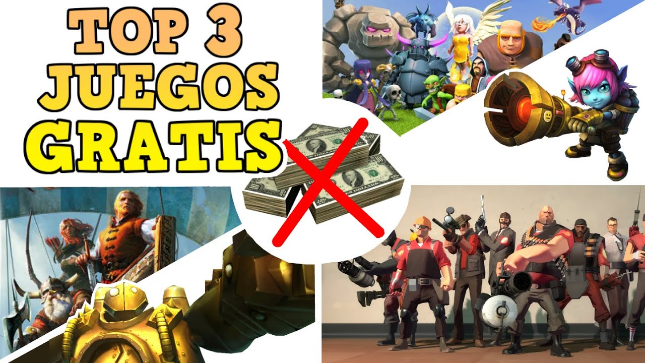 Top Juegos Gratis Para Pc 2016 Youtube