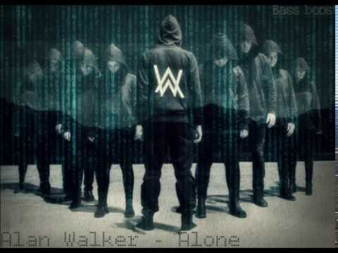 Alan Walker - Alone (Bass Boost)