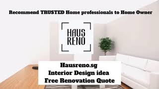 Turn your dream home into a reality. Get connected with our recommended Home Professionals!