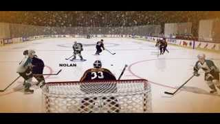 Dolphin Emulator 4.0-3482 | NHL 2003 [1080p HD] | Nintendo GameCube