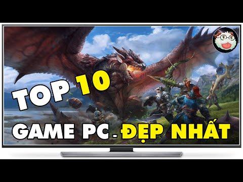 TOP 10 Game PC - ĐẸP NHẤT THẾ GIỚI (Phần 1) || Giáo Sư G