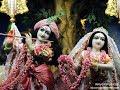 Sri Sri Radha Gopinath Temple Shayan Arati Darshan 27th Oct  2017 Live from ISKCON Chowpatty,Mumba