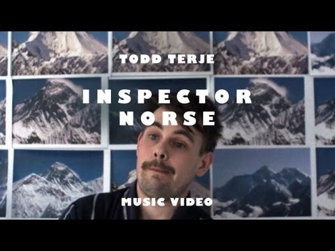 Todd Terje - Inspector Norse (Official Music Video)