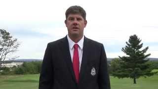 Candidate for NEPGA President: Rob Jarvis, PGA
