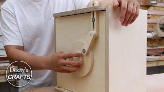 woodworking kinetic locking id…