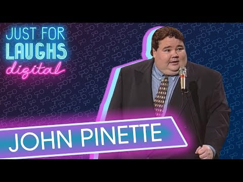 John Pinette Stand Up   1995