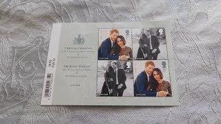 Royal Wedding Stamps!