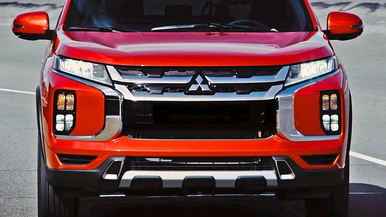 2020 Mitsubishi Outlander Sport Ready To Fight Ford Escape Youtube